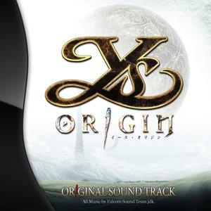 Ys ORIGIN ORIGINAL SOUND TRACK