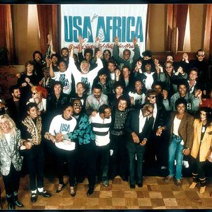 Image for 'USA for Africa'