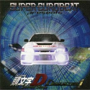 Image for 'INITIAL D Second stage D-selection 1'