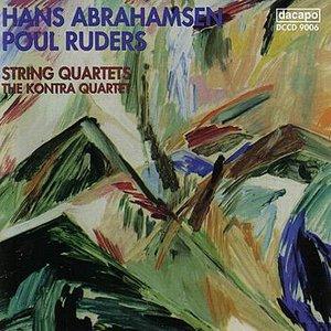 ABRAHAMSEN / RUDERS: String Quartets