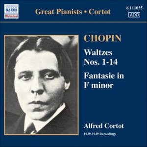 Image for 'CHOPIN: Waltzes Nos. 1-14 (Cortot) (1933-1949)'