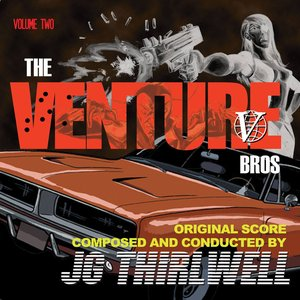 Music Of The Venture Bros Volume Two