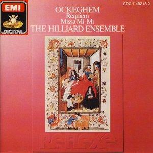 Requiem (Missa pro defunctis) / Missa Mi-mi (Missa quarti toni) (Hilliard Ensemble)