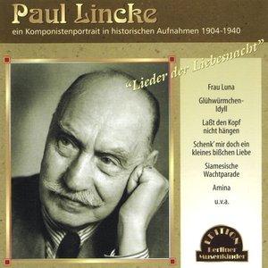 Lieder der Liebesnacht (Komponistenportrait in historischen Aufnahmen 1904 -1940)
