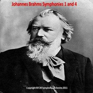 Johannes Brahms: Symphonies No. 1 & 4