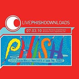Live Phish: 7/3/10 Verizon Wireless At Encore Park, Alpharetta, Ga