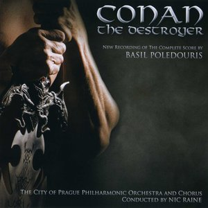 Conan the Destroyer: New Recording of the Complete Score