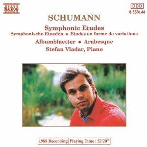 SCHUMANN, R.: Symphonic Etudes / Albumblatter / Arabesque