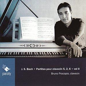 Bach: Partitas Pour Clavecin 5, 2, 6 - Vol. II