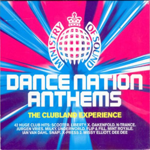 Ministry of Sound: Dance Nation Anthems (disc 2)