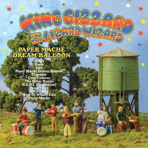 Paper Mâché Dream Balloon