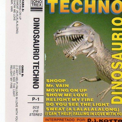 Dinosaurio Techno Vol. 02