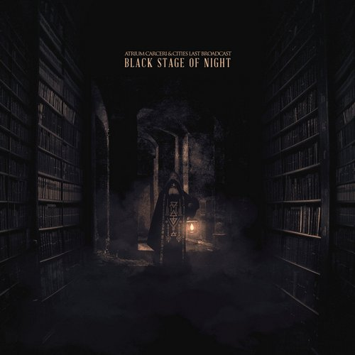 Black Stage of Night