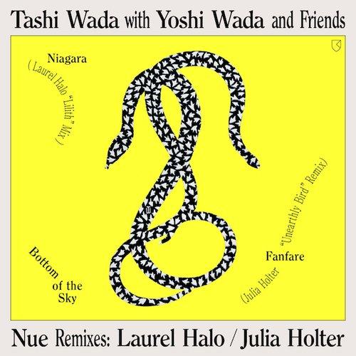 Nue Remixes: Laurel Halo / Julia Holter
