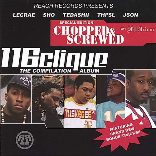 The Compilation Album Chopped and Screwed