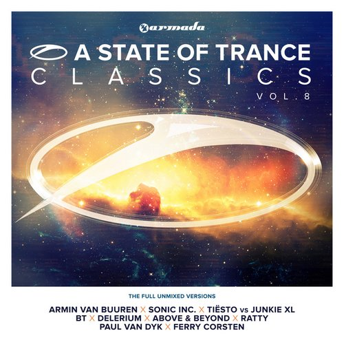 A State of Trance Classics, Vol. 8 (The Full Unmixed Versions)