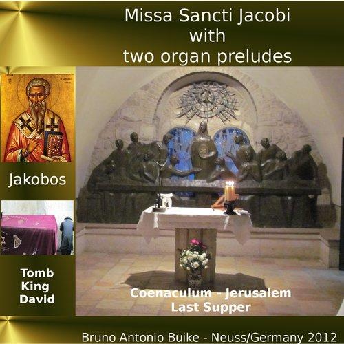 Missa Sancti Jacobi + Preludes