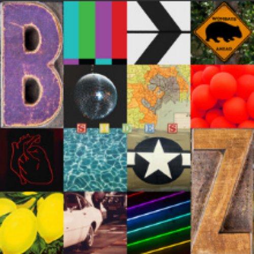 B - Z Sides (2003 - 2017) [In Rough Chronological Order]