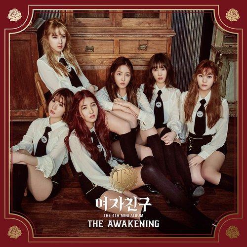GFRIEND The 4th Mini Album 'THE AWAKENING'