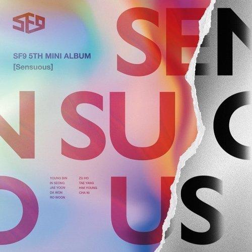 SF9 5th Mini Album [ Sensuous ]