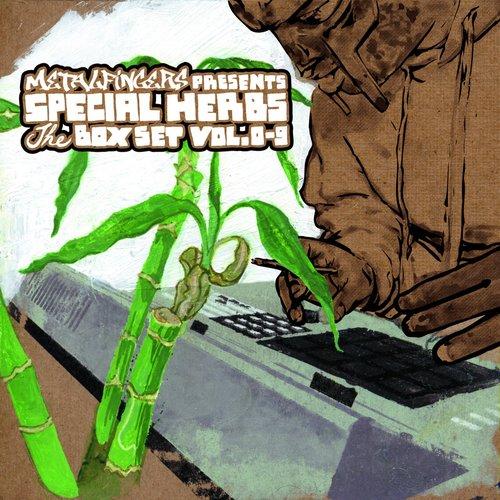 Metal Fingers Presents: Special Herbs, The Box Set Vol. 0 - 9