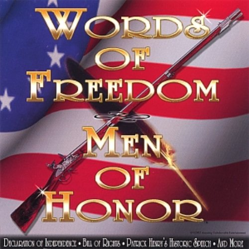 Words of Freedom - Men of Honor