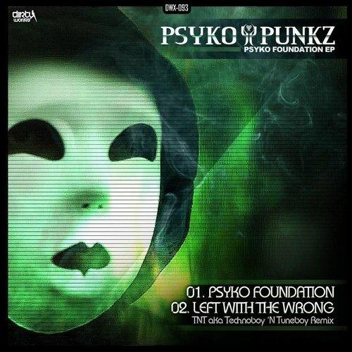 Psyko Foundation EP