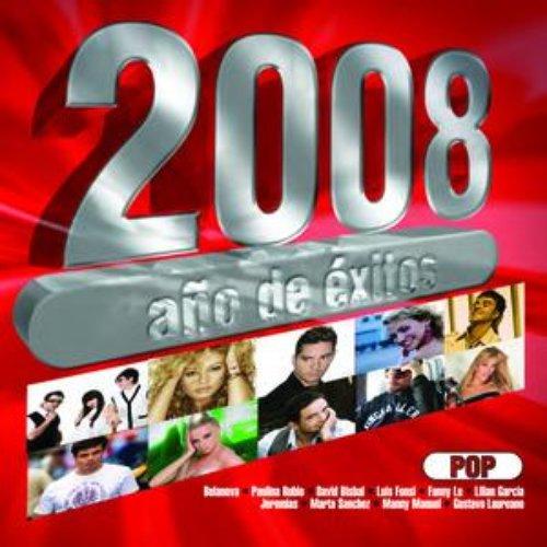 2008 Año De  Exitos Pop