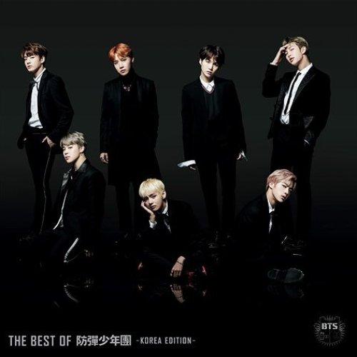 THE BEST OF 防弾少年団 (KOREA EDITION)