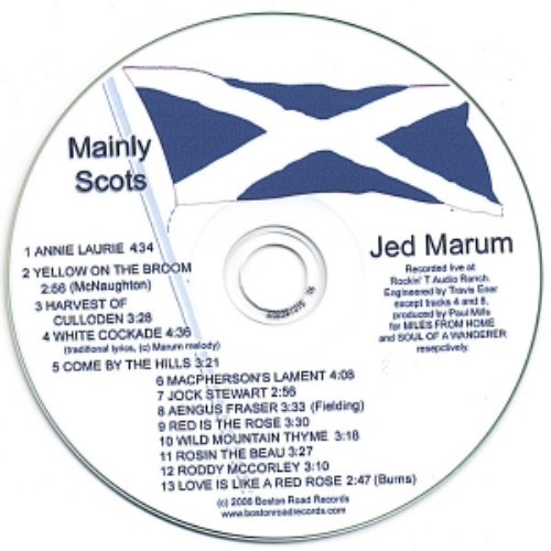 MAINLY SCOTS