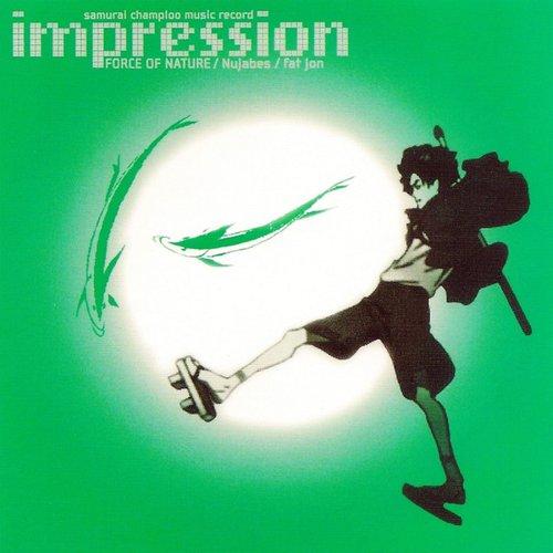 IMPRESSION: Samurai Champloo OST