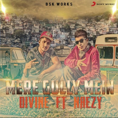 Mere Gully Mein (feat. Naezy) - Single