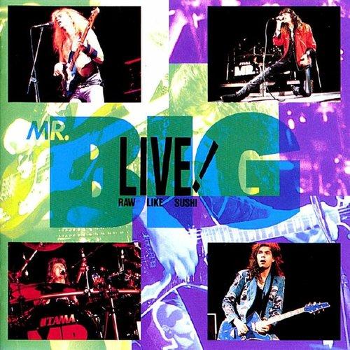 Live! Raw Like Sushi