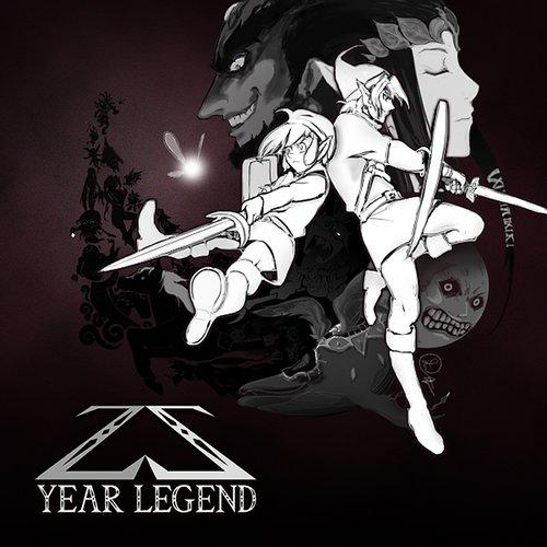 25YEARLEGEND: A Legend of Zelda Indie Game Composer Tribute