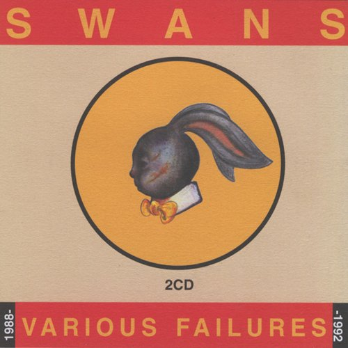 Various Failures 1988-1992 (Red disc)