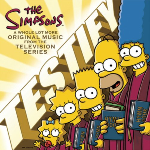 The Simpsons Testify