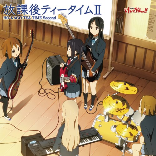 "Ho-Kago Tea Time II (From ""K-On!!"")"