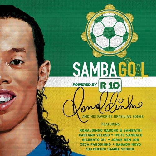 Samba Goal - Powered By R10 (USA Version)