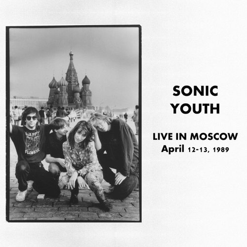 Live in Moscow (April, 1989)