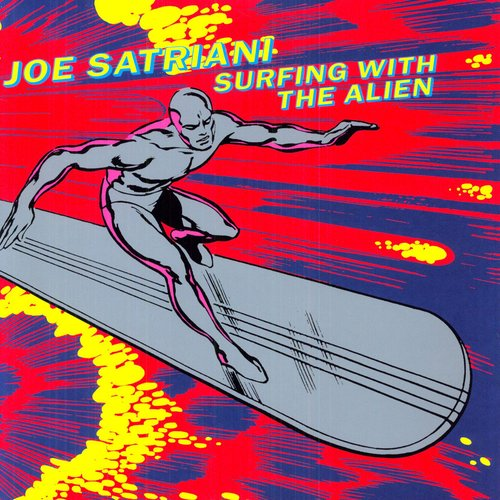 Surfing With The Alien