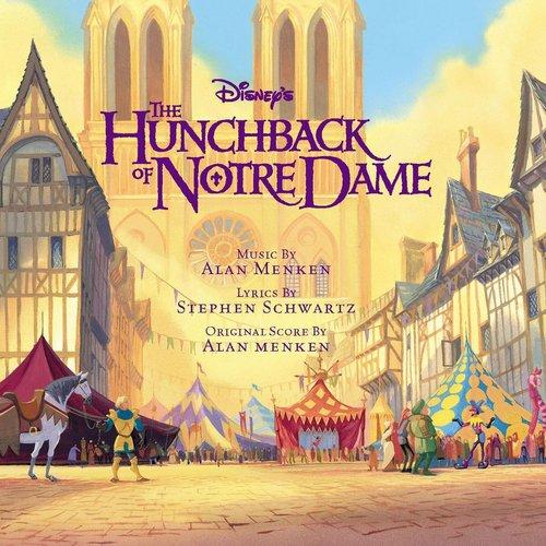 The Hunchback of Notre Dame Original Soundtrack (English Version)