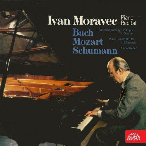 Piano Recital: Bach, Mozart, and Schumann