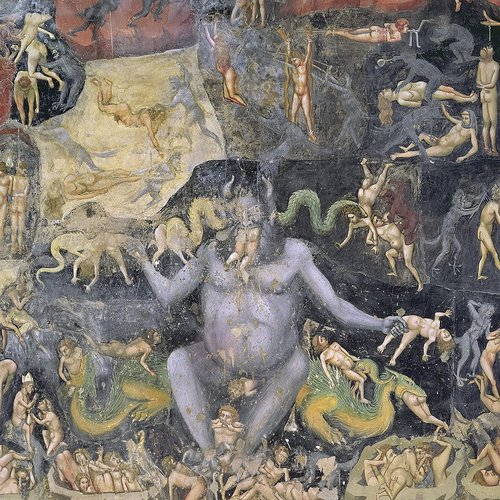 Monkey Minds In The Devil's Time
