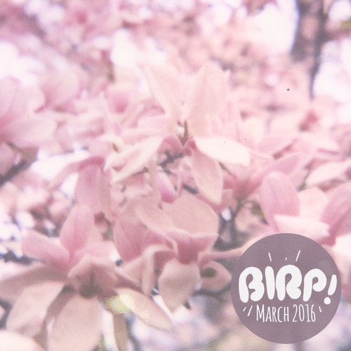 BIRP! March 2016
