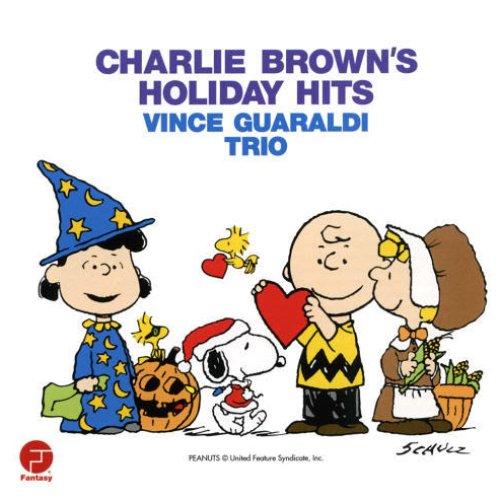 Charlie Brown Holiday Hits