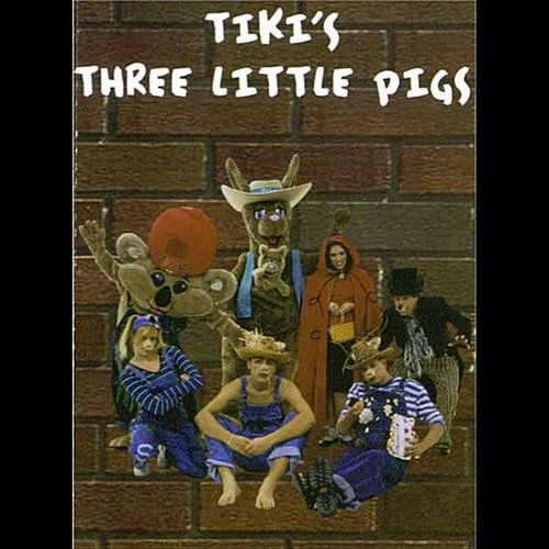 Tiki's three little Pigs