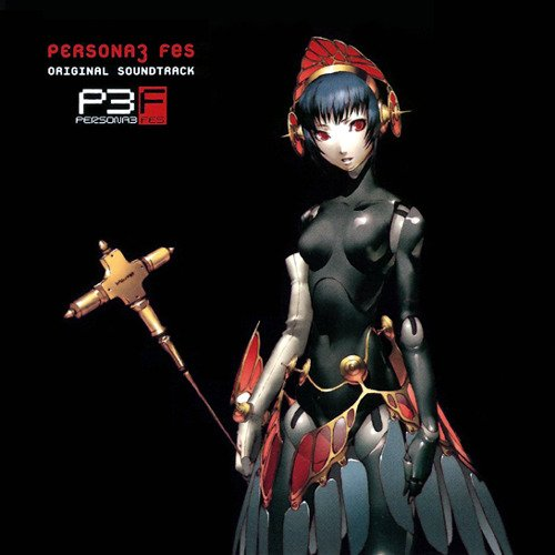 PERSONA3 FES Original Soundtrack