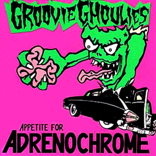 Appetite For Adrenochrome