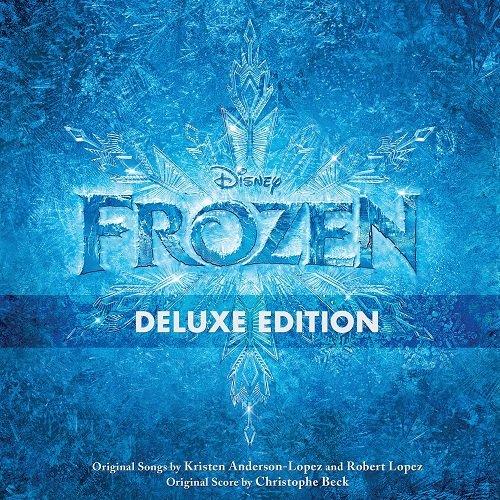 Frozen (Original Motion Picture Soundtrack) [Deluxe Edition]