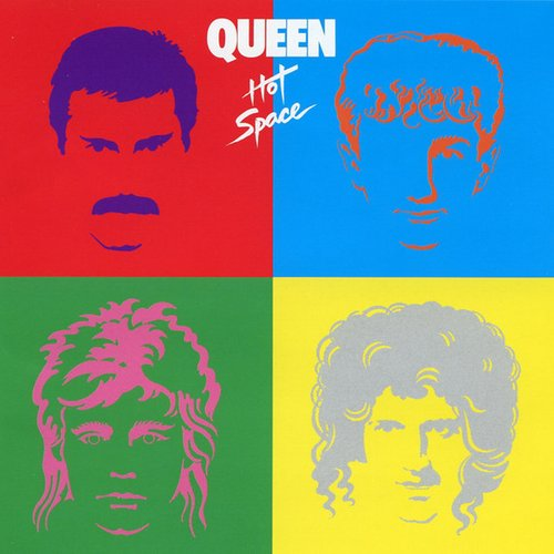 Hot Space - Remastered Deluxe Edition (2 CD)